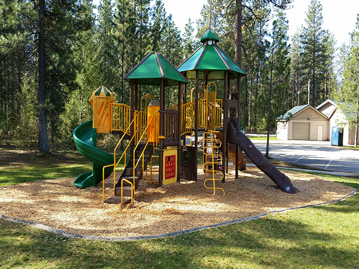Kiwanis Playground Equipment