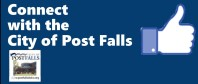 Connect with the City of Post Falls