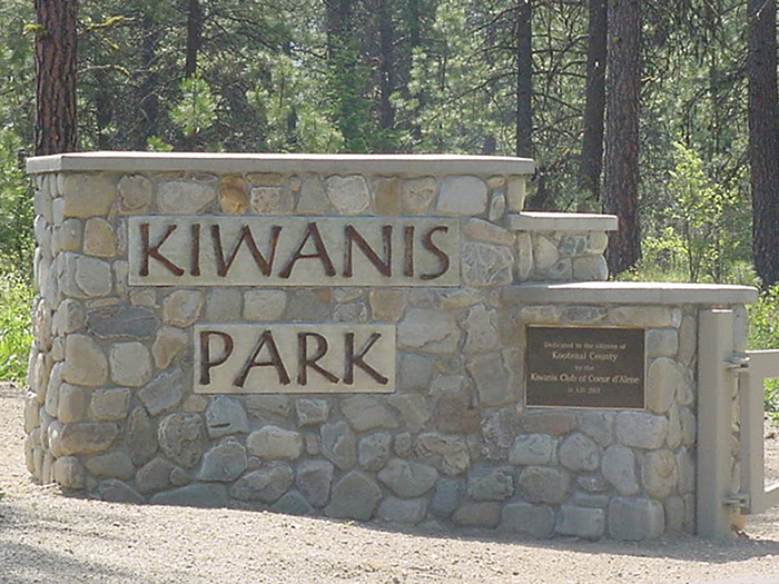 Kiwanis Sign