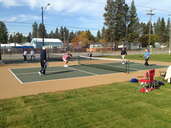 Sportsman Park pickleball