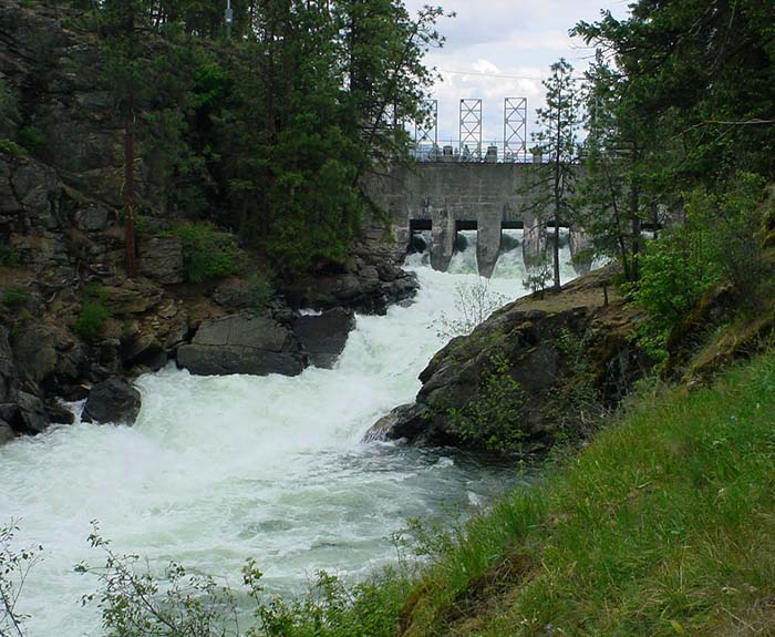 Third Channel Dam