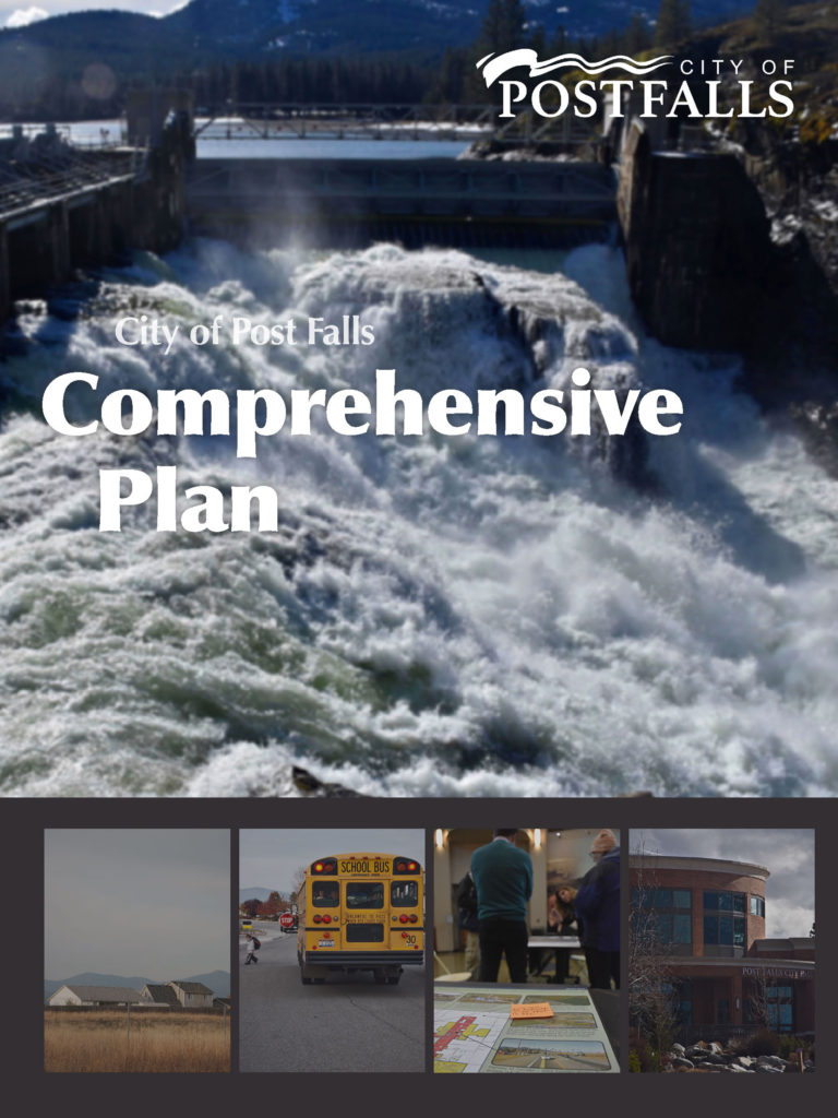 Comprehensive Plan Draft cover