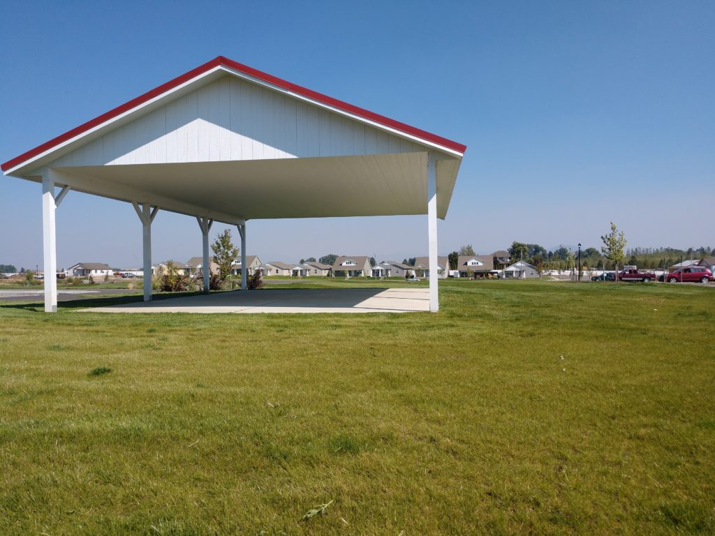 Crown Pointe Park Picnic Shelter